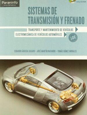 SISTEMAS DE TRANSMISIÓN Y FRENADO (LOE)