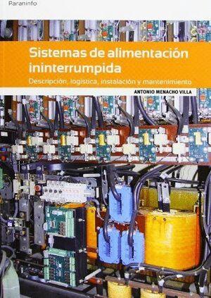 SISTEMAS DE ALIMENTACIÓN ININTERRUMPIDA