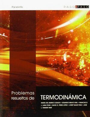 PROBLEMAS RESUELTOS DE TERMODINÁMICA
