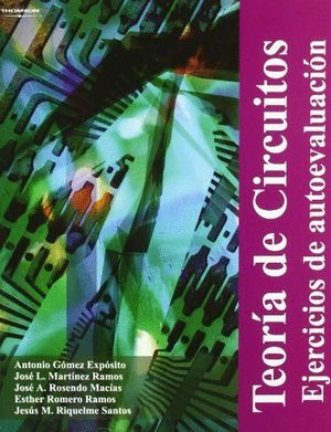 TEORÍA DE CIRCUITOS. EJERCICIOS DE AUTOEVALUACIÓN