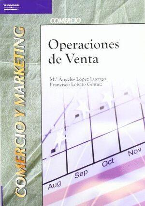 OPERACIONES DE VENTA