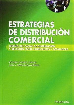ESTRATEGIAS DE DISTRIBUCIÓN COMERCIAL