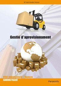 GESTIÓ D´ APROVISIONAMENT