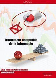 TRACTAMENT COMPTABLE DE LA INFORMACIÓN