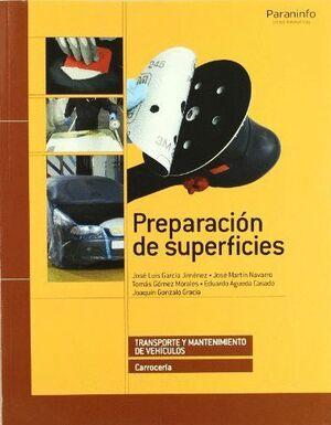 PREPARACIÓN DE SUPERFICIES 2ª EDICIÓN