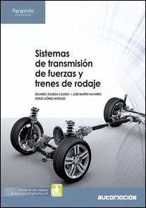 SISTEMAS DE TRANSMISIÓN DE FUERZAS Y TRENES DE RODAJE
