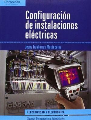CONFIGURACIÓN DE INSTALACIONES ELÉCTRICAS