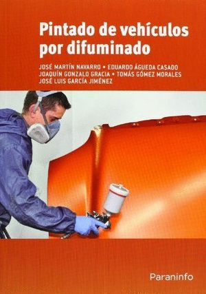 PINTADO DE VEHÍCULOS POR DIFUMINADO