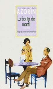 LA BOLITA DE MARFIL