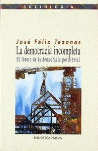 LA DEMOCRACIA INCOMPLETA