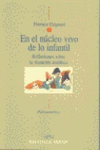 EN EL NÚCLEO VIVO DE LO INFANTIL REFLEXIONES SOBRE LA SITUACIÓN ANALTICA