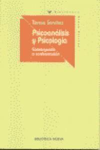 PSICOANALISIS Y PSICOLOGIA...-SANCHEZ,T. CONVERGENCIA O CONFRONTACION
