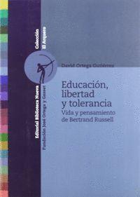 EDUCACIÓN, LIBERTAD Y TOLERANCIA