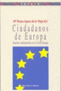 CIUDADANOS DE EUROPA