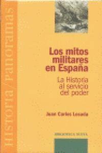 LOS MITOS MILITARES EN ESPAÑA