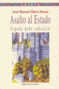 ASALTO AL ESTADO