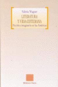 LITERATURA Y VIDA COTIDIANA