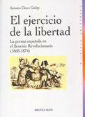 EL EJERCICIO DE LA LIBERTAD