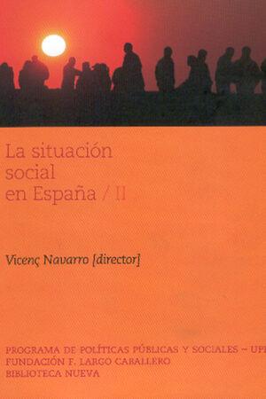 LA SITUACIÓN SOCIAL EN ESPAÑA (II)