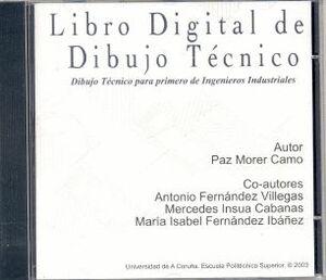 LIBRO DIGITAL DE DIBUJO TÉCNICO PARA PRIMERO DE INGENIEROS INDUSTRIALES