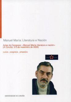 MANUEL MARÍA: LITERATURA E NACIÓN
