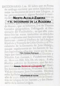 NICETO ALCALÁ-ZAMORA Y EL DICCIONARIO DE LA ACADEMIA