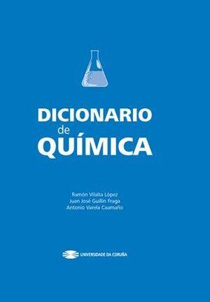 DICCIONARIO DE QUÍMICA