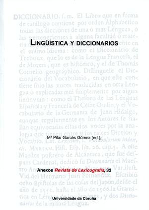 LINGÜÍSTICA Y DICCIONARIOS