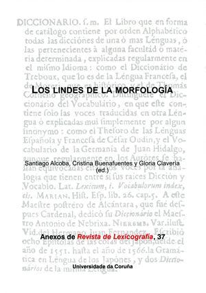 LOS LINDES DE LA MORFOLOGÍA