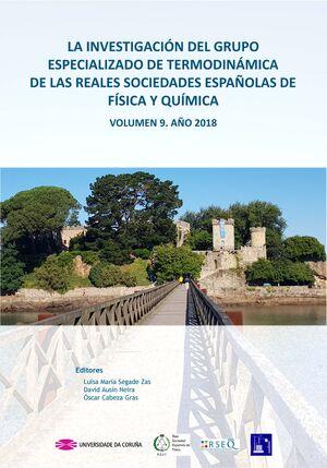 LA INVESTIGACIÓN DEL GRUPO ESPECIALIZADO DE TERMODINÁMICA DE LAS REALES SOCIEDADES ESPAÑOLAS DE FÍSICA Y QUÍMICA