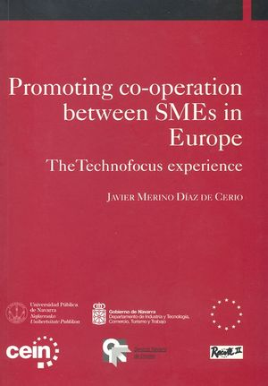 PROMOTING CO-OPERATION BETWEEN SMES IN EUROPE