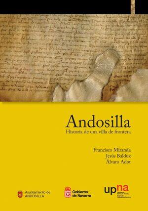 ANDOSILLA. HISTORIA DE UNA VILLA DE FRONTERA
