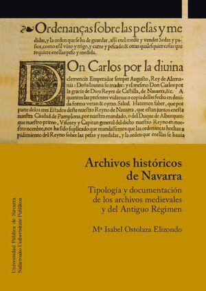 ARCHIVOS HISTÓRICOS DE NAVARRA