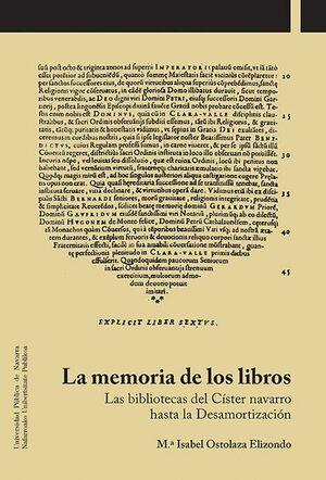 LA MEMORIA DE LOS LIBROS