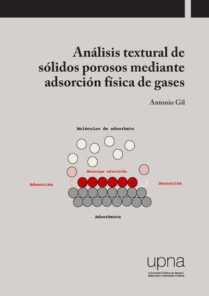 ANÁLISIS TEXTURAL DE SÓLIDOS POROSOS MEDIANTES ADSORCIÓN FÍSICA DE GASES