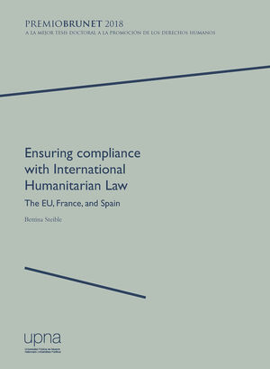 ENSURING COMPLIANCE WITH INTERNATIONAL HUMANITARIAN LAW