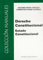 DERECHO CONSTITUCIONAL. ESTADO CONSTITUCIONAL