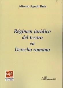 RÉGIMEN JURÍDICO DEL TESORO EN DERECHO ROMANO