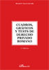 CUADROS, GRÁFICOS Y TEST DE DERECHO PRIVADO ROMANO