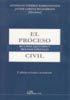EL PROCESO CIVIL. RECURSOS, EJECUCIÓN Y PROCESOS ESPECIALES