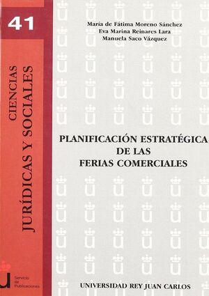 PLANIFICACIÓN ESTRATÉGICA DE LAS FERIAS COMERCIALES