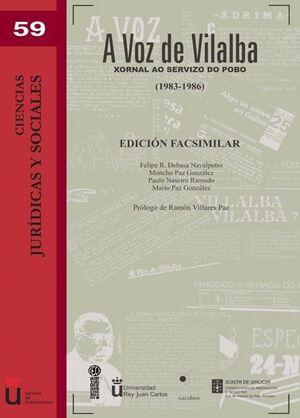 A VOZ DE VILALBA : XORNAL AO SERVIZO DO POBO (1983-1986)