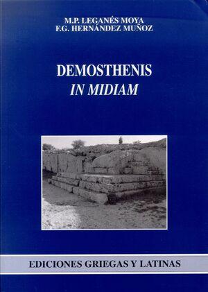 DEMOSTHENES IN MIDIAM
