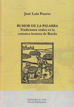 RUMOR DE LA PALABRA
