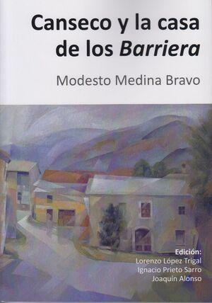 CANSECO Y LA CASA DE LOS BARRIERA