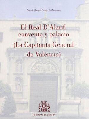 EL REAL D'ALARIF, CONVENTO Y PALACIO