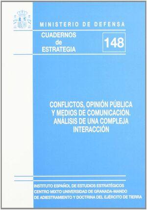 CONFLICTOS, OPINIÓN PÚBLICA Y MEDIOS DE COMUNICACIÓN