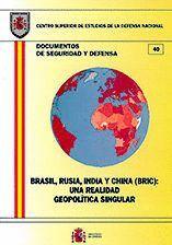 BRASIL, RUSIA, INDIA Y CHINA (BRIC)