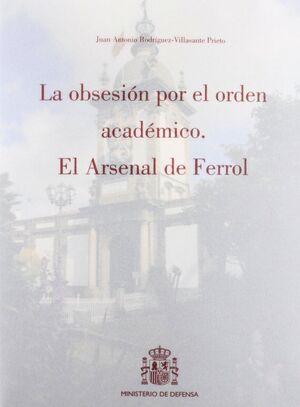 LA OBSESIÓN POR EL ORDEN ACADÉMICO
