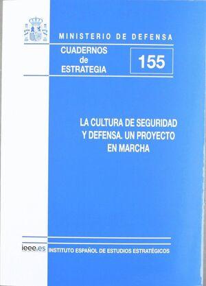 LA CULTURA DE SEGURIDAD Y DEFENSA